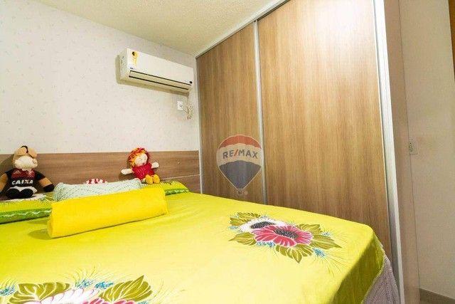 Apartamento com 2 dormitórios à venda- Tarumã - Manaus/AM - Foto 6