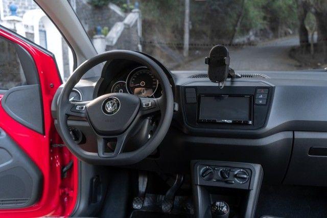 Up TSI Connect 2020 VW Único Dono só 21mil km rodados - Foto 6