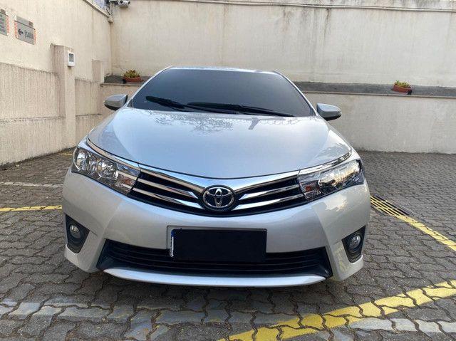 Toyota Corolla XEI Blindado 2017 baixa km! Raridade! - Foto 3