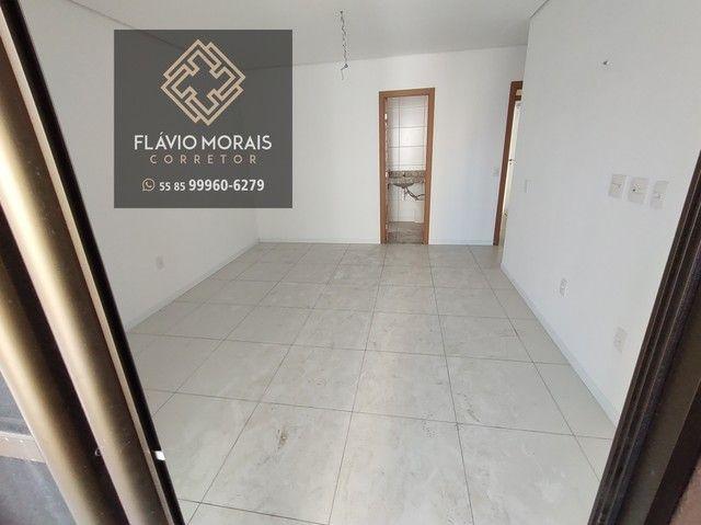 Apartamento 118 metros com vista mar no Meireles - Fortaleza - Ceará. - Foto 12