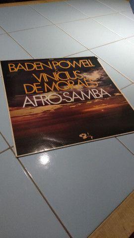 Afro-Samba Baden Powell e Vinícius de Moraes - Foto 5