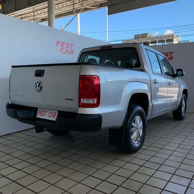 Vw Amarok SE 2019 Diesel 2.0 manual 4x4 *Ipva 2021 pago (81)9 9402.6607 Any - Foto 8