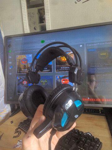 Headset Gamer - Foto 2