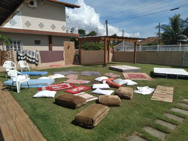 Casa Temporada  Praia do SONHO 200mts da Praia c/Net e SKY - Foto 18