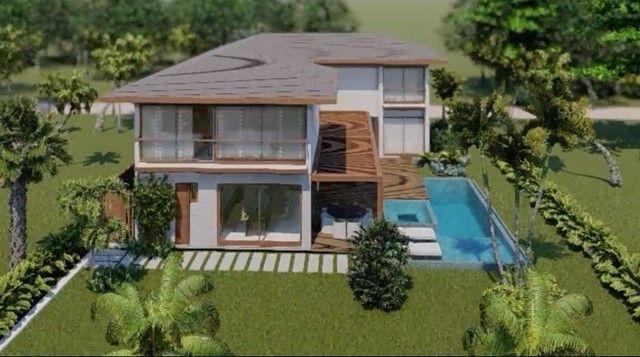 Lindíssima casa com 6 suítes em condomínio Fechado Praia do Forte BA - Foto 3