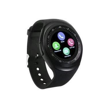 Relogio Inteligente Smartwatch V8 Android Ios Bluetooth Chip (Nova Versao Y1) Top - Foto 3