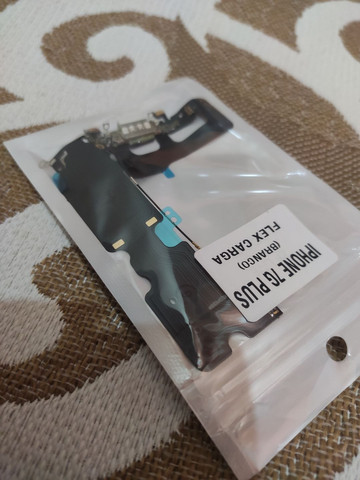 Flex de carga iPhone 7 Plus (Novo) - Foto 2