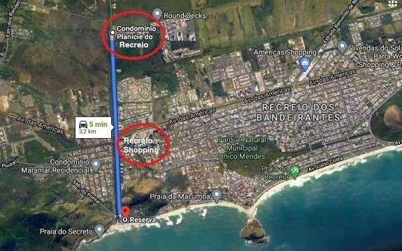 Casa no Recreio dos Bandeirantes, 3 Quartos, 1 Suítes, 440 m². Planície do Recreio - Foto 14