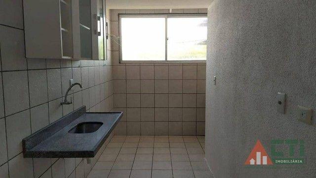 Apartamento com 2 dormitórios para alugar, 64 m² por R$ 970,00/mês - Várzea - Recife/PE - Foto 10