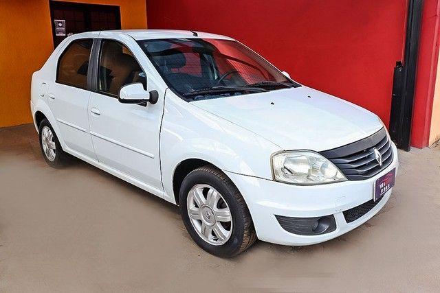 Renault Logan Expression 1.6 Branco - Foto 2