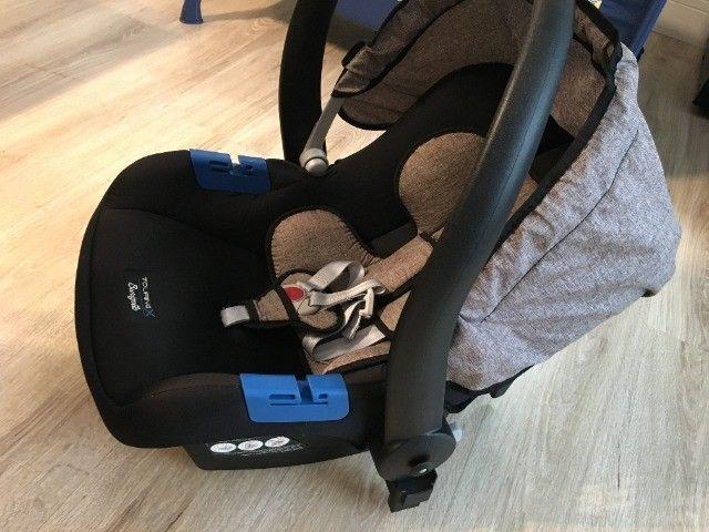 Bebê Conforto Burigotto Touring Evolution Com Base Inclusa