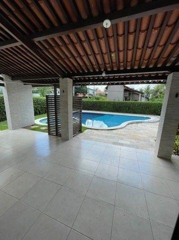Casa em Aldeia, com  suítes, área de lazer completa, piscina privativa e 5 vagas. - Foto 7