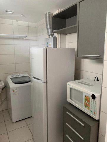Beach Class Residence: 2 quartos, mobiliado, com lazer na Av. Boa Viagem - Foto 4