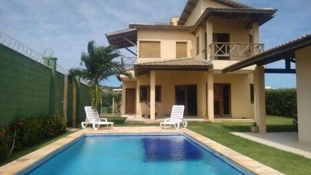 Casa Duplex Luxo em condomínio na Cumbuco 250m²