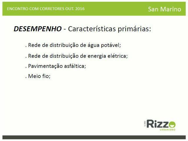 Loteamento Residencial Sanmarino (Goiania-Goias) - Foto 8