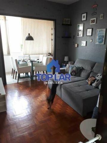 Lindo apartamento de 1 quarto na Vila da Penha - Foto 2