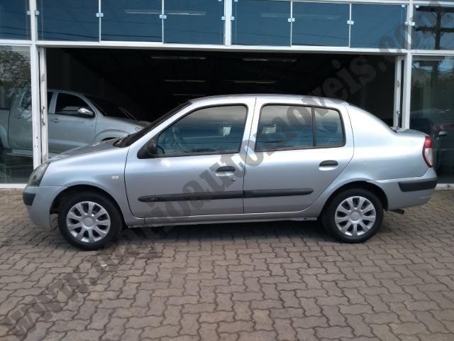 Renault Clio 1.0 Authentique Sedan 16V Gasolina 4P Manual - Foto 2