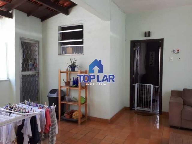Lindo apartamento de 1 quarto na Vila da Penha - Foto 13