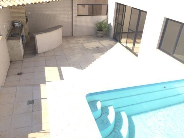 Vendo cobertura duplex de 5 quartos na Praia da Costa, Vila Velha - ES. - Foto 9