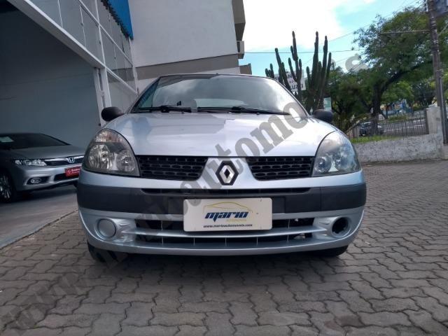 Renault Clio 1.0 Authentique Sedan 16V Gasolina 4P Manual - Foto 6