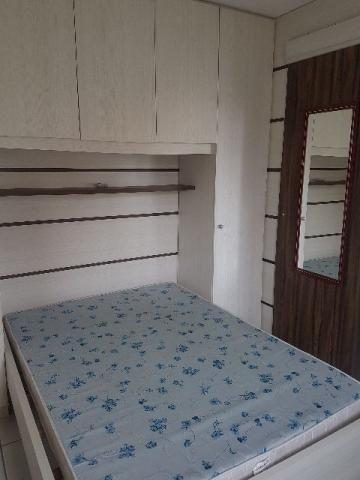 01 Dormitório - Vaga de Garagem- Mobiliado