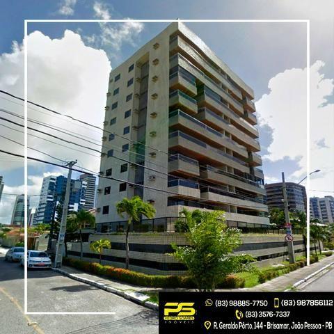 (Oportunidade) Vendo Apto gigante 155 m² 3 suites, perto de tudo no Manaira