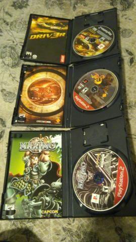 Jogos originais ps2