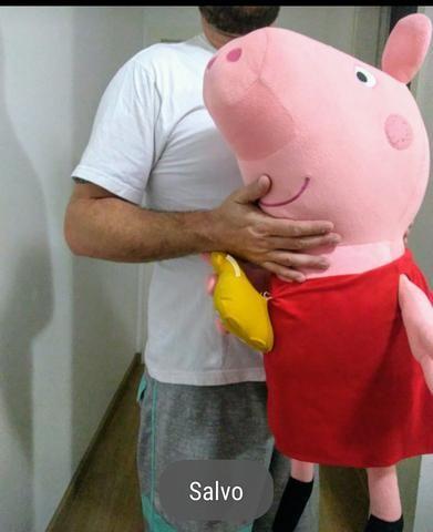 Peppa pig pelúcia