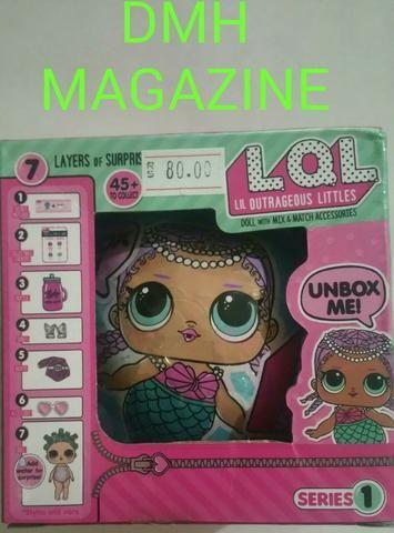 Boneca fashion style uma linda boneca para voce presentear quem voce ama - Foto 6