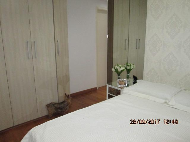 Excelente Apartamento duplex 3 quartos com armários, espaço gourmet e piscina - Foto 7