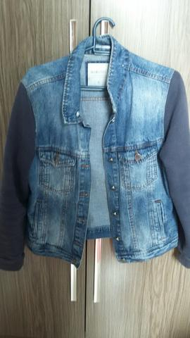 Vende-se jaqueta 80,00 e blusa xadrez 40,00