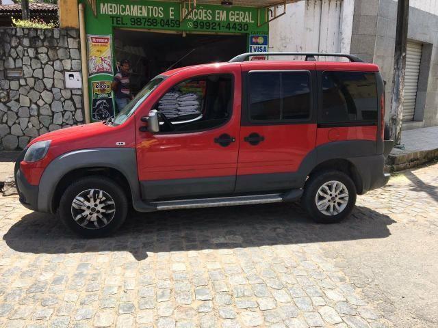 Doblo 7 passageiros 15/16 Fiat