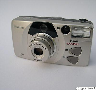 Câmera Fotográfica Canon Prima Zomm 85n