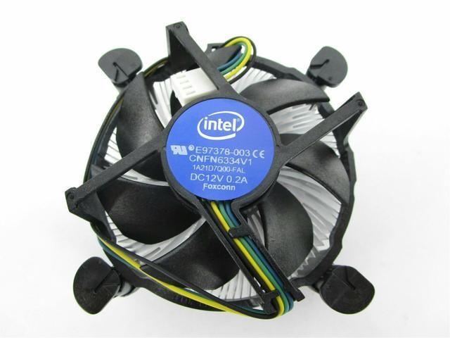 Cooler box intel original . lga 1150, 1155, 1156. 1151.