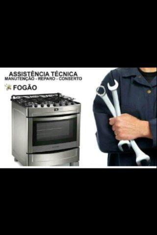 Serviço Fogões, fornos e tubulações a gás