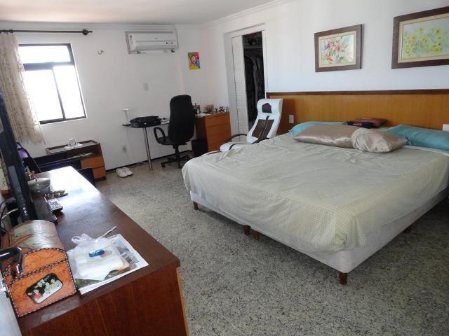 AP0145 - Apartamento 220m², 3 suítes, 4 vagas, Ed. Golden Place, Aldeota - Fortaleza-CE - Foto 8