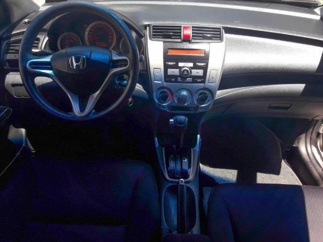 Honda City Lx 1.5 Flex Aut   2011/2012