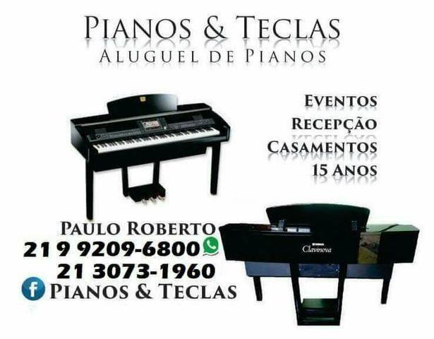 Aluguel de Piano para Eventos!