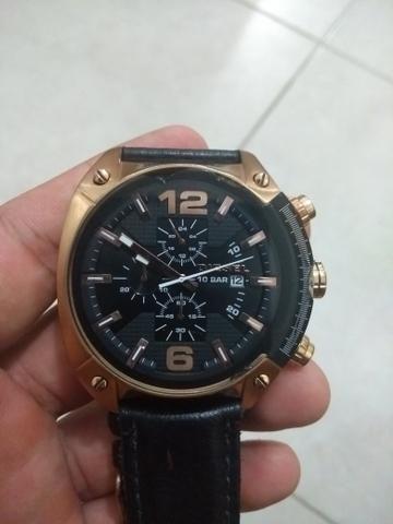 c13bcbdf1cd Venda ou troca de relógio DIESEL dz4297 original! - Bijouterias ...