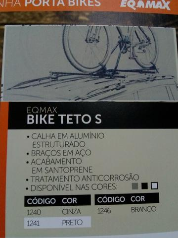 76ab6d96c Rack Bike de teto EQmax Velox Aluminium Stark Snk - Peças e ...
