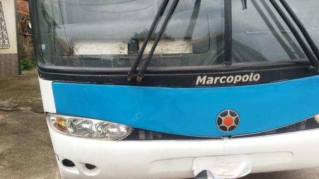Marcopolo gv1200 scania