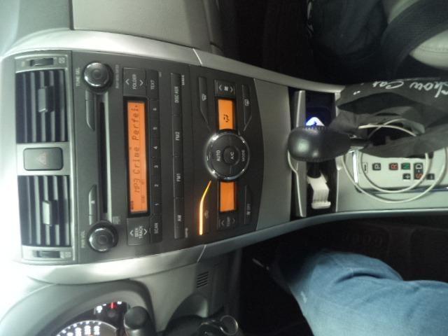 Corolla Xei 2.0 Automatico Flex 2011 Azul Completo Couro Veja!!! - Foto 8