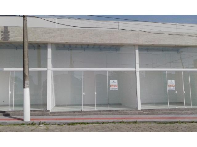 Lojas comerciais para alugar em São José Grande Florianópolis