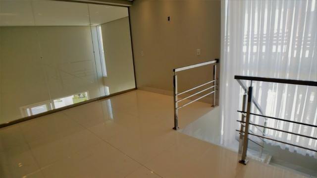 Sobrado 4 Suítes + Escritório, 351 m², semi mobiliado, c/ lazer na 404 Sul - Alto Padrão - Foto 19