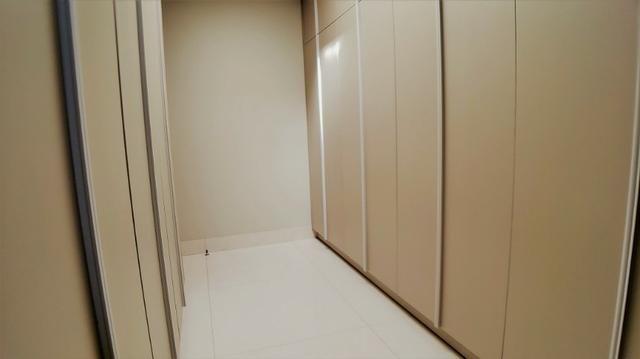 Sobrado 4 Suítes + Escritório, 351 m², semi mobiliado, c/ lazer na 404 Sul - Alto Padrão - Foto 18