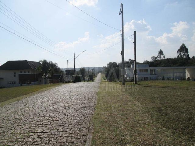 Terreno com 1250m² Campo Largo da Roseira, São José dos Pinhais - Foto 5