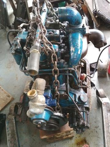 Motor Mwm 229 04 Cil Aspirado/Maçarico - F100 F1000 F4000 F350