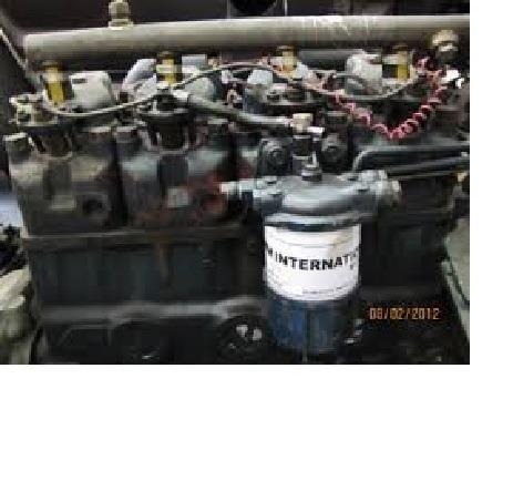 Motor Mwm 04 Cil 226 Aspirado/Maçarico F350 F100 F1000 F4000 Trator Estacionario - Foto 2