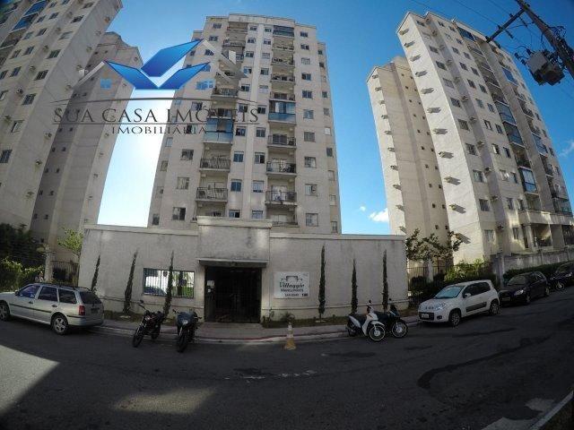 MG Apartamento 3 quartos com suite andar alto em Morada de Laranjeirar