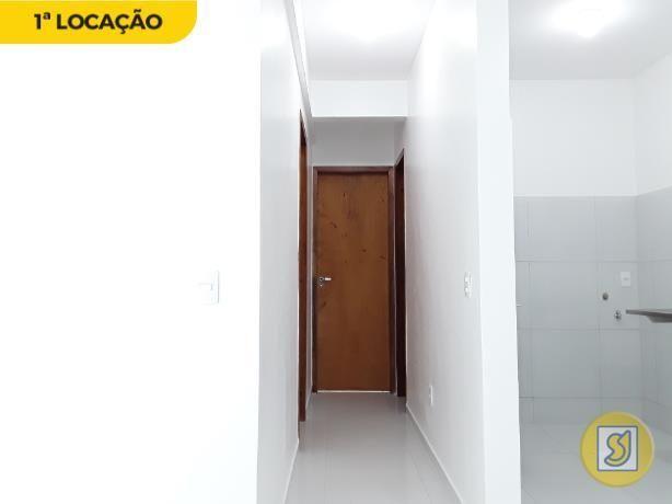 Apartamento para alugar com 2 dormitórios em Cidade dos funcionários, Fortaleza cod:50393 - Foto 9